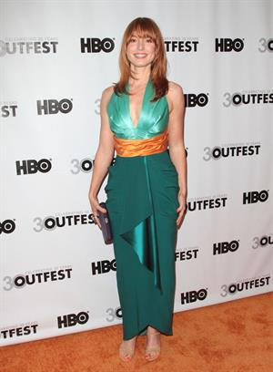 Alicia Witt - 2012 Outfest opening Night Gala screening of  VITO  in Los Angeles (July 12, 2012)