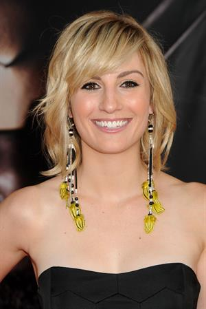 Alison Haislip attending the Los Angeles premiere of Thor on May 2, 2011