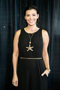 Ali Landry at a New York Baby Show on June 19, 2012