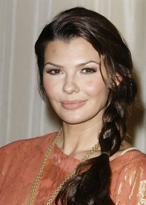 Ali Landry attends the Take No Prisoners E3 party in Los Angeles on June 16, 2010