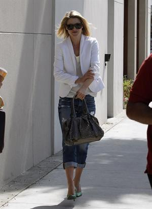 Ali Larter in Los Angeles on April 19, 2012