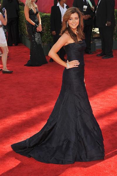 Alyson Hannigan 61st Primetime Emmy Awards