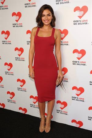 Alyssa Miller – 2013 Golden Heart Awards 10/16/13