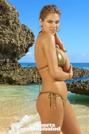 Kate Upton for Sports Illustrated Swimsuit Edition 2017
