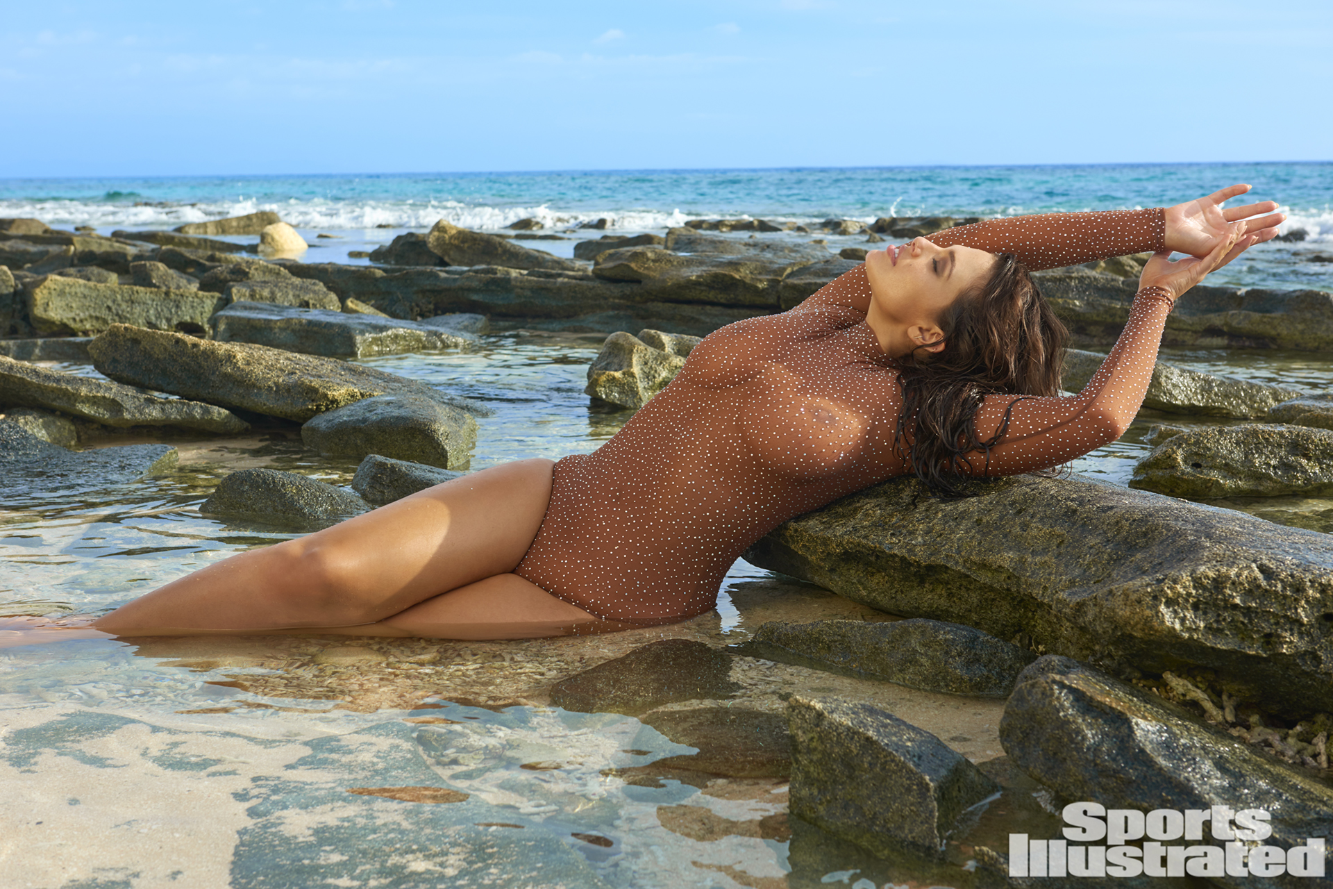 Ashley Graham for Sports Illustrated Swimsuit Edition 2017