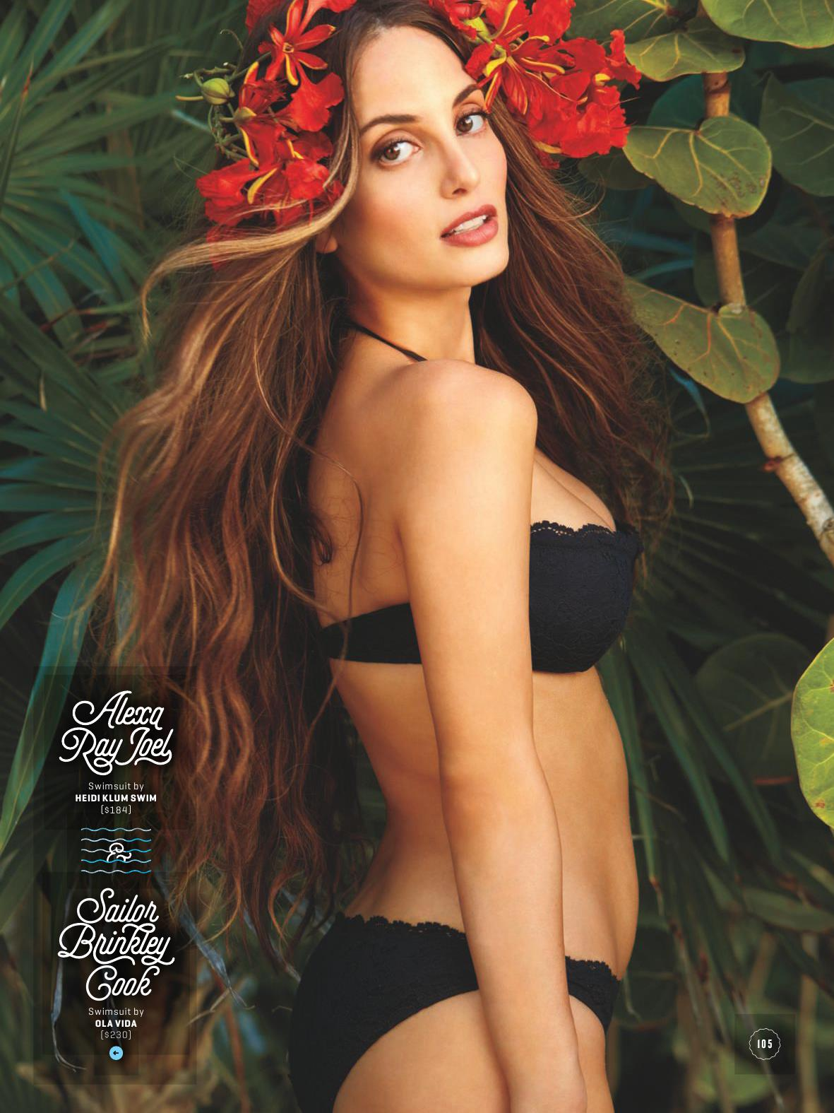 Alexa Ray Joel for Sports Illustrated Swimsuit Edition 2017