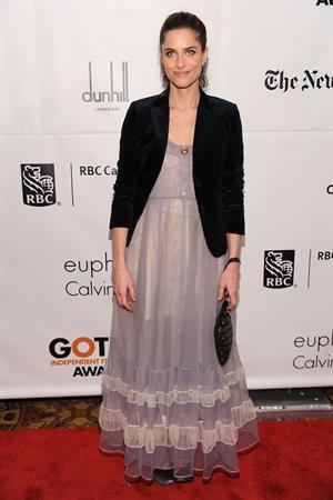 Amanda Peet IFPS 20th annual Gotham independent film awards on November 29, 2010