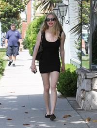 Amanda Seyfried out and about in Los Angeles on June 23, 2011
