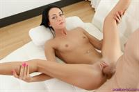 Sabrina Banks - pussy and nipples