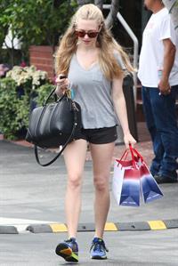 Amanda Seyfried - Leaving Fred Segal in West Hollywood - July 12 2012