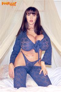 Casey James in lingerie