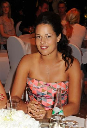 Ana Ivanovic pre Wimbledon party in London on June 17, 2010