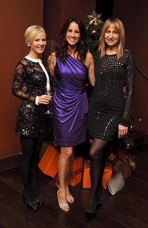 Andrea McLean Loose Women DVD launch on November 10, 2011