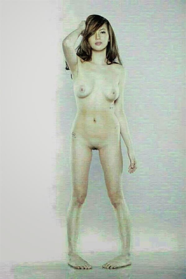 Ellen Adarna - pussy and nipples