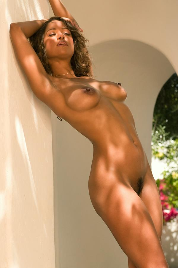 Stacey Dash - breasts