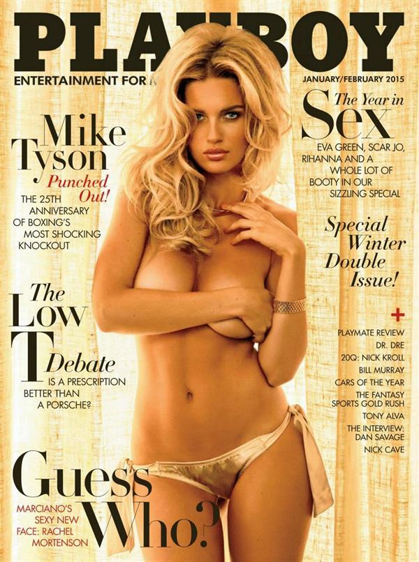 Rachel Mortenson Playboy 2015