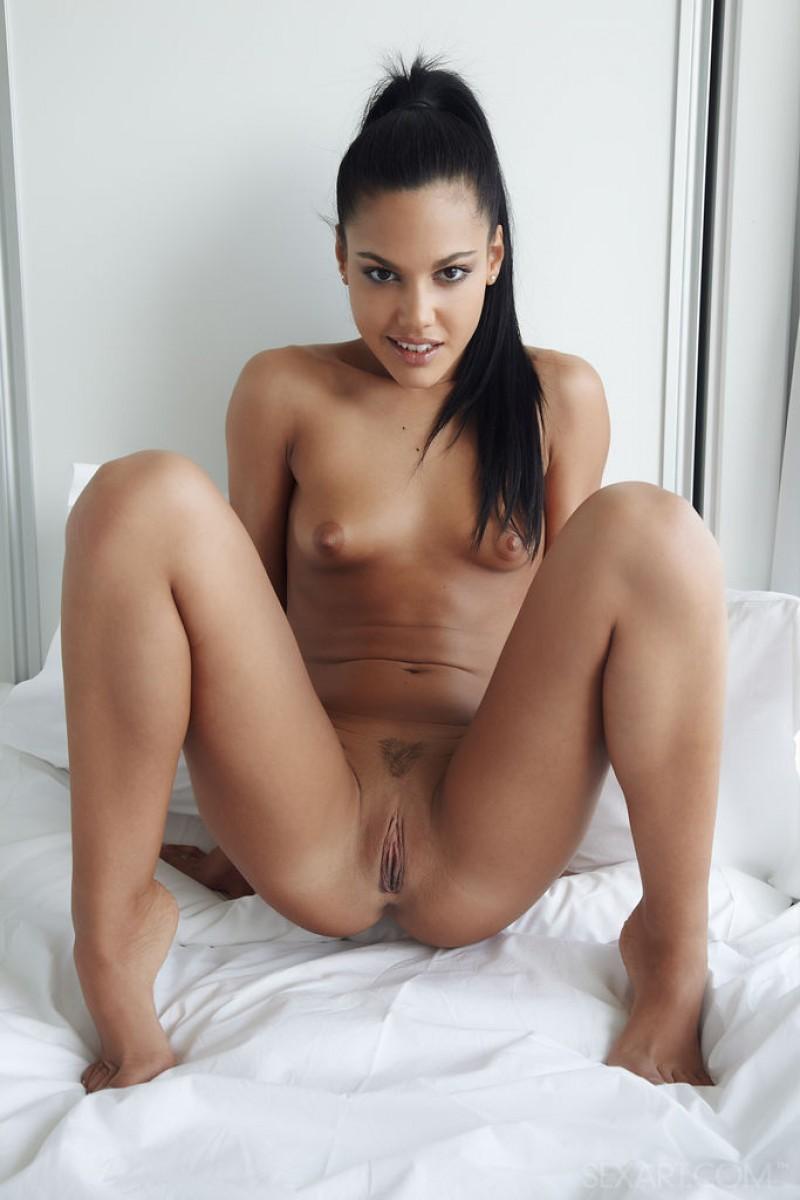 Asian shaved vagina