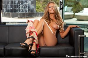 Playboy Cybergirl Brittney Shumaker Nude Photos & Videos at Playboy Plus!