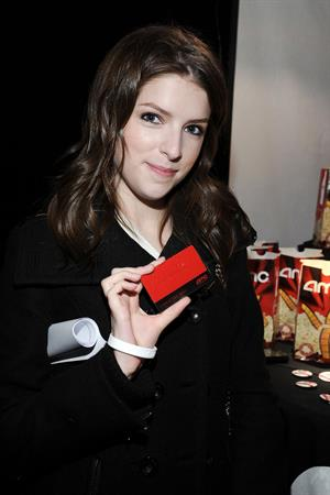 Anna Kendrick the Film Independent Spirit Awards 2011 on February 26, 2011