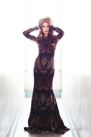 Anna Kendrick - John Russo shoot for Modern Luury June 2012