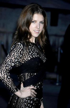 Anna Kendrick Vanity Fair party at Tribeca Film Festival on April 27, 2011