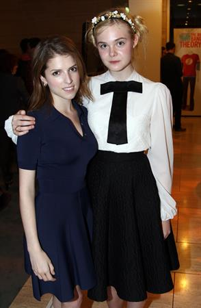 Anna Kendrick Ginger & Rosa screening after party in Los Angeles - November 8, 2012