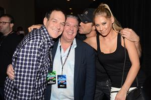Anna Kournikova Y100's Jingle Ball 2012 in Miami 12/8/12