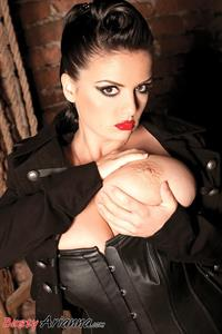 Arianna Sinn - breasts