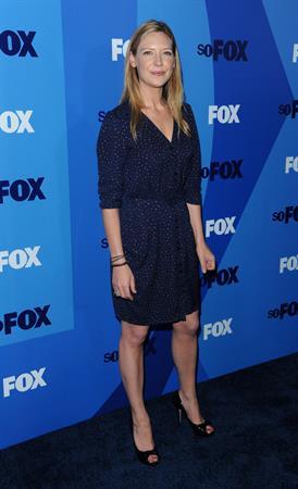 Anna Torv Fox Upfront Presentation in New York on May 16, 2011