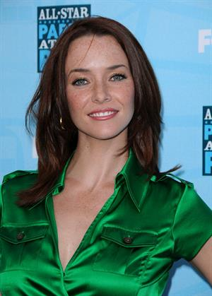 Annie Wersching Fox's All Star party in Santa Monica