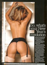 "Amii Grove Nude In ""Zoo"" Magazine Dec. 2007 HQ Scans"