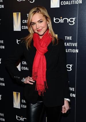 Arielle Kebbel the Creative Coalitions Teachers Making a Difference Luncheon during Sundance Jan 25, 2011