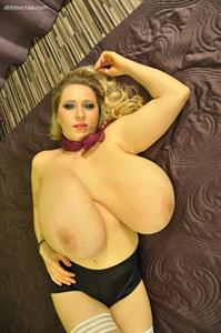Birthplace: Warsaw, Poland Ethnicity: Caucasian Hair: Blonde Eye Color: Grey Height: 5'4  (162 cm) Weight: 176 lbs (80 kg) Body Type: Was Average Now Chubby Measurements: 54M-30-40 Profession: Adult Model Boobs: Real 54MM Love Handles: Yes
