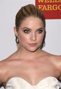 Ashley Benson attends the 22nd annual GLAAD Media Awards on April 10, 2011