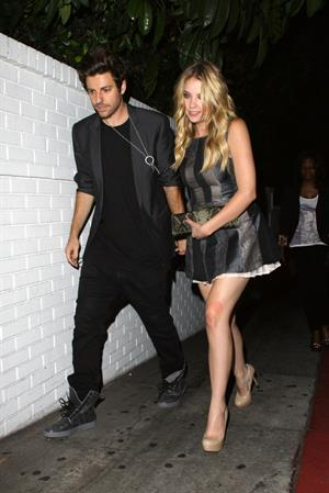 Ashley Benson at Chateau Marmont in Hollywood on September 16, 2011