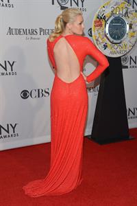 Beth Behrs - 66th Annual Tony Awards in New York June  10, 2012