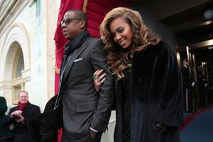 Beyonce Knowles Barack Obama's inauguration ceremonies-Jan 21, 2013