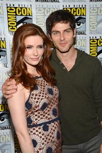 Bitsie Tulloch -  Grimm  Press Room during Comic-Con International 2012 - July 14. 2012