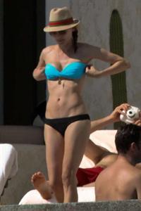 Diane Kruger in a bikini