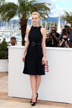 Carey Mulligan 'Inside Llewyn Davis' photocall at the 66th Cannes Film Festival 5/19/13