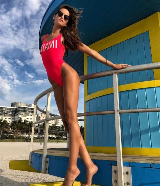 Izabel Goulart Baywatch Body