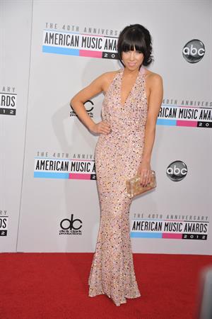 Carly Rae Jepsen American Music Awards (November 18, 2012)