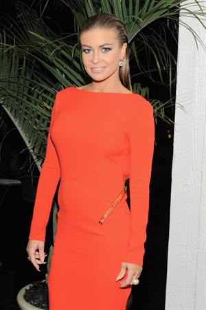 Carmen Electra W Magazine Pre-Golden Globes Party in LA 11.01.13