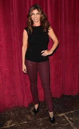 Charisma Carpenter 'Bands For Beds' charity event (Jan 18, 2013)