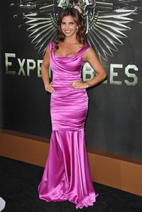 Charisma Carpenter - The Expendables 2 premiere - Hollywood - August 15, 2012