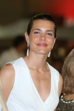 Charlotte Casiraghi - Global Champion Tour 2012 In Monte Carlo - Award Ceremony (June 30, 2012)