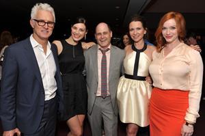 Christina Hendricks - Mad Men screening at the Academy of Television Arts & Sciences - Jun 10, 2012