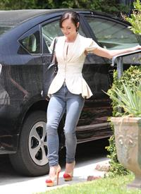 Christina Ricci in Los Feliz, June 4, 2012