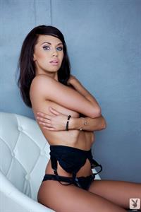 Justine Miller in Playboy Plus Photoshoot
