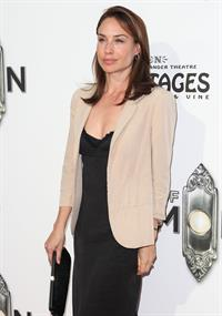 Claire Forlani  The Book Of Mormon  Premiere (Sep 12, 2012)